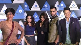 MX Player Success Party Red Carpet With Vivek Oberoi, Gul Panag, Mandira Bedi