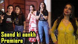Saand Ki Aankh Special Screening   Bhumi Pednekar   Taapsee Pannu