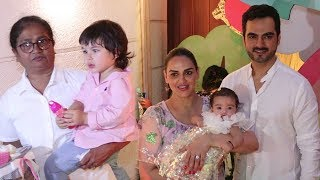 Esha Deol's Daugh'ter Radhya Takhtani's Birthday Celebrations | Taimur Ali Khan | Inaya