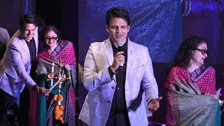 Vivek Oberoi At Amit Kumar Live In Concert To Raise Funds For Cancer Patients