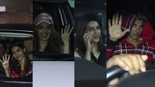 Housefull 4 SCREENING | Akshay Kumar, Kriti Sanon, Riteish Deshmukh, Pooja Hegde