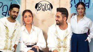 Ayushmann Khurrana And Yami Gautam Interview For Upcoming Film BALA