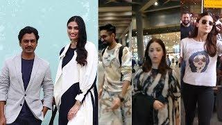 Nawazuddin siddiqui, Ayushmann khurrana, Yami gautam, Alia bhatt & Athiya shetty Spotted