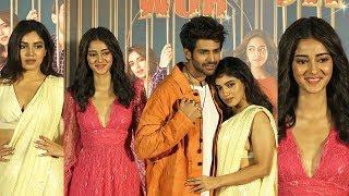 Pati Patni Aur Woh Trailer Launch | Kartik Aaryan | Bhumi Pednekar | Ananya Panday