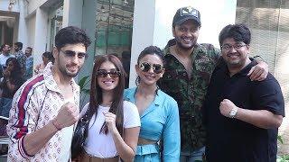 Marjaavaan Movie Screening | Sidharth Malhotra | Tara Sutaria | Riteish Deshmukh | Rakul Preet
