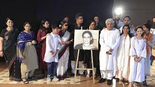 Shabana, Javed Akthar, Babaa & Tanve Host Prayer Meet Of Late Shaukat Kaifi| Akhtar–Azmi–Kher Family