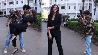 Pati Patni Aur Woh Movie Promotions At Indian Idol Season 11 | Kartik Aaryan | Ananya Panday