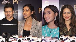 Hemant Oberoi Host Special Screening Of Hotel Mumbai | Vivek oberoi | Sayani gupta