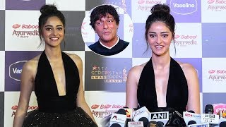 Ananya Panday Explains Her Father Reaction After Watching Pati Patni Aur Woh