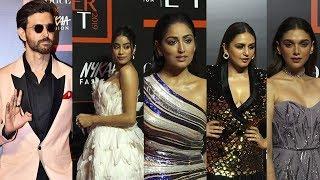 Hrithik, Janhvi, Yami gautam, Huma qureshi, Aditi rao at Vouge X Nykaa Fashion Awards