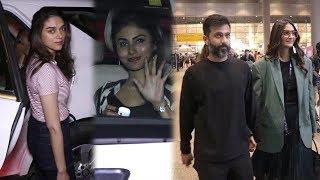 Aditi Rao Hydari, Mouni Roy & Sonam Kapoor Spotted