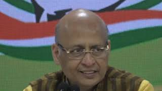 Abhishek Manu Singhvi on the Citizenship Amendment Act