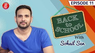 When Composer Sohail Sen Ran Away From School With His Mom's Help | Back To School