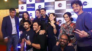 Flagship Web Show Rangbaaz Phirse Special Screening | Jimmy Sheirgill, Sushant Singh, Spruha Joshi
