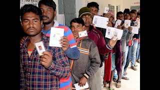 Jharkhand assembly polls: Voting underway for final phase