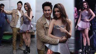 Varun Dhawan & Shraddha Kapoor Promotes Film Street Dancer At Dance Plus 5 Show