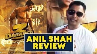 Dabangg 3 Review By Salman Khan's Biggest Fan Anil Shah | Chulbul Pandey