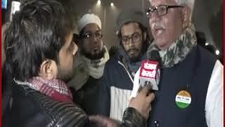 जामिया हिंसा मामले में आरोपित बनाए जाने के बाद पूर्व MLA आसिफ खान से बातचीत