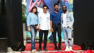 Street Dancer 3D Muqabla Song Launch | Prabhu Deva, Remo D'Souza | Varun Dhawan, Shraddha Kapoor
