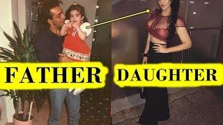Sanjay Dutt Daughter Trishala Dutt This Hot Photo is Viral | Sanjay Dutt  | Trishala Dutt