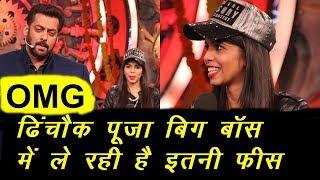 OMG : Dhinchak Pooja Bigg Boss 11 में ले रही है इतनी fees | Dhinchak Pooja | Bigg Boss 11
