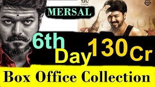 Mersal 6th Day Box Office Collection | 6 Days Total Box Office Collections |
