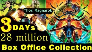 'Thor: Ragnarok' Thunders 3rd Day Box Office Collection