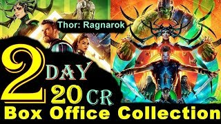 Thor Ragnarok 2nd Day Box Office Collection | News Remind