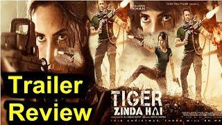 ''धमाकेदार'' Tiger Zinda Hai Trailer Review in Hindi   Salman Khan   Katrina Kaif   News Remind