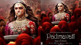 'Padmavati' New Poster Deepika Padukone Looks Gorgeous | Deepika Padukone | Ranveer Singh