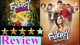 Fukrey Returns Review | Fukrey Returns Film Review | Fukrey Returns Day 1 Collection