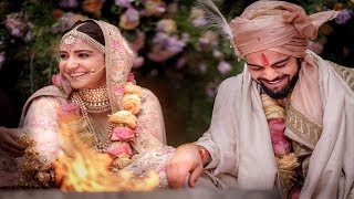 Anushka Sharma and Virat Kohli Wedding Video Leaked !! Virat Anushka Marriage full Video