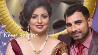 Mohammed Shami's Wife Has Taken Virat Kohli's Name | News Remind