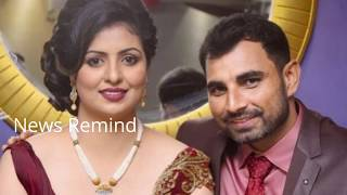 Mohammad Shami Wife Hasin Jahan Fir Against Shami !!