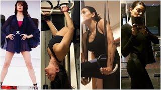 Sushmita Sen Fitness Workout In GYM ! News Remind