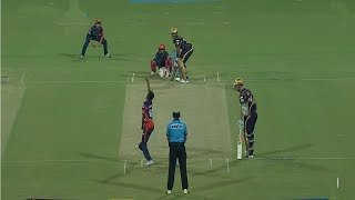 KKR vs DD Full Match ,Andre Russell ,KKR vs DD , IPL 2018