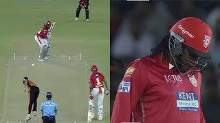 IPL2018 SRH VS KXIP Full Chris Gayle 100 Run in 58 Ball