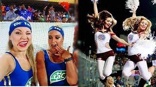 IPL 2018 : IPL Cheerleaders Real Salary Revealed   News Remind