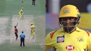 IPL 2018 SRH vs CSK at Hyderabad : Ambati Rayudu 79 run in 37 ball