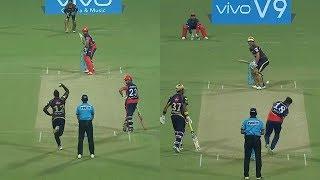 IPL2018 KKR VS DD : IPL 11 Highest Run-Scorers 220 Run DD VS KKR Match