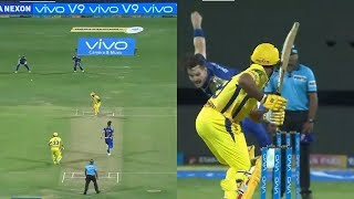 IPL2018 MI VS CSK :Suresh Raina 75 Run in 47 Ball MI VS CSK ,  MI VS CSK IPL 2018