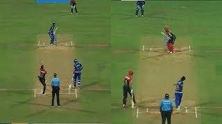 Match 31 RCB vs MI match  - IPL 2018 ,Royal Challengers Bangalore Won by 14 Runs, Match 31