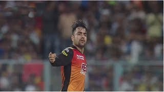 KKR vs SRH, IPL 2018 Qualifier 2:  Rashid  को कल 'Coach' ने ऐसा क्या कहा ,Rashid को दिल पर लग गयी