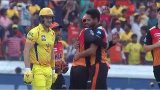 IPL 2018 CSK VS SRH ,CSK WIN IPL 2018 -CSK vs SRH Final IPL 2018 Shane Watson 117 Run in  57 ball ,