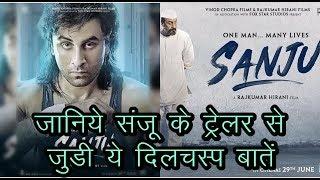 SANJU : Sanju का Trailer हुआ Launch Film को लेकर Fans में है काफी उत्साह | News Remind
