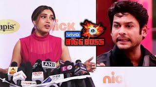 Bigg Boss 13 | Bhumi Pednekar BIG FAN of Sidharth Shukla | BB 13 Video