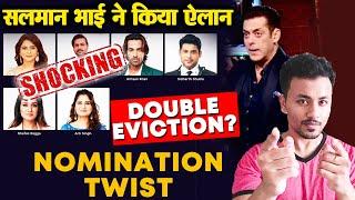 Bigg Boss 13 | Nomination BIG TWIST | Double Eviction? | BB 13 Latest Update