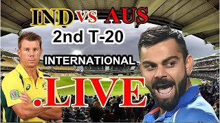 Live Match : India vs Australia 2nd T20, Highlights: Australia Beat India By 8 Wickets,