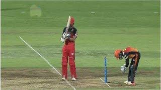 IPL 2018 RCB VS SRH: Ab De Villiers 69 Runs in 39 Ball Full Match highlights, SRH VS RCB