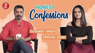 Sushant Singh & Spruha Joshi's Honest Confessions On Rangbaaz Phirse